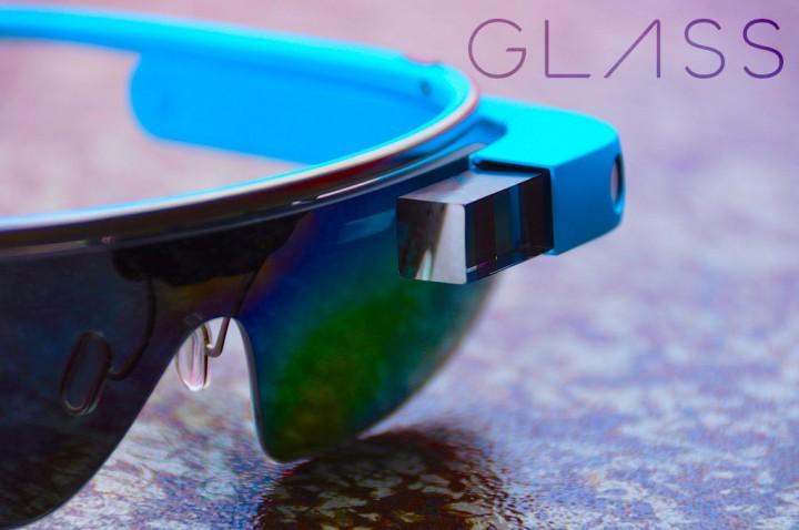 Les Google Glass sont des lunettes connectées de réalité augmentée.